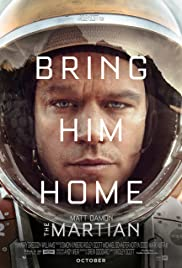 The Martian Movie Review poster