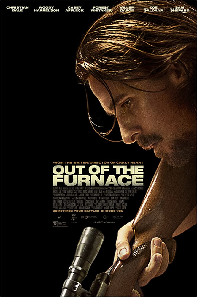 Out of the Furnace poster do filme