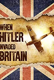 When Hitler Invaded Britain Poster