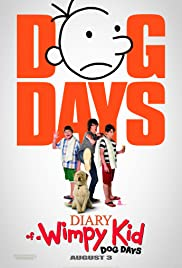 Diary of a Wimpy Kid: Dog Days (2012) Poster - Movie Forum, Cast, Reviews