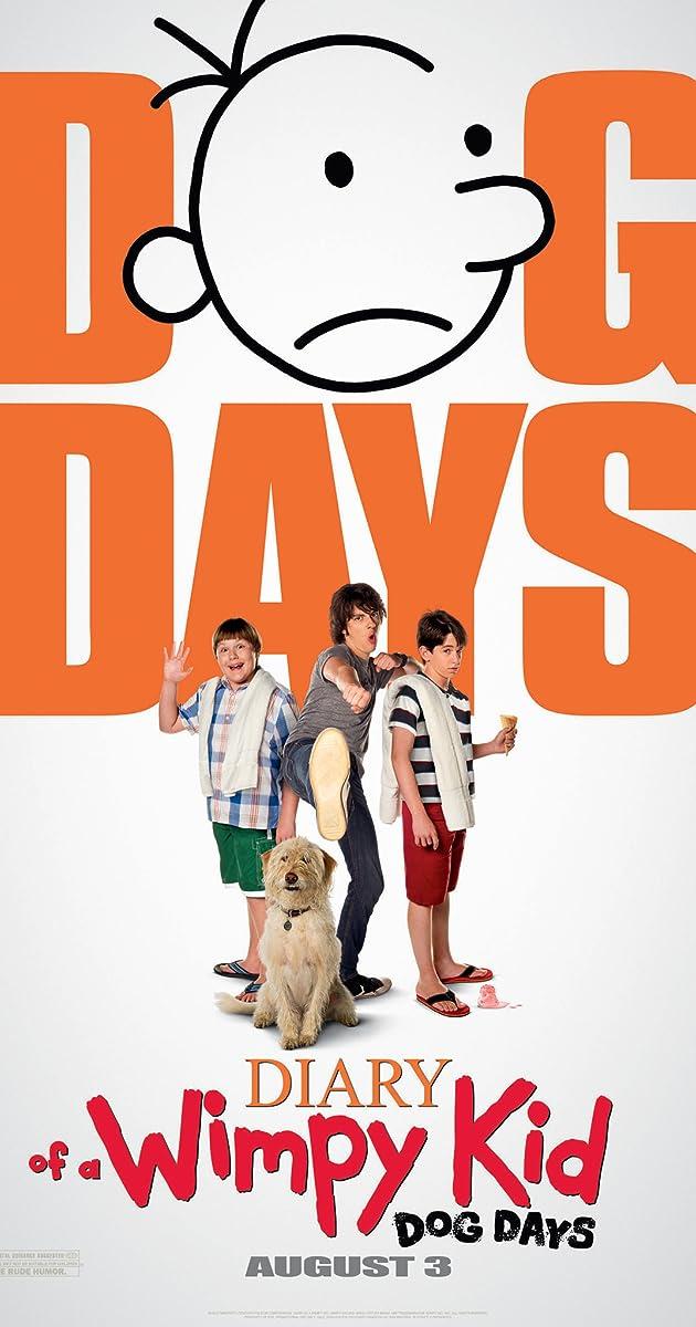 diary of a wimpy kid dog days pdf free