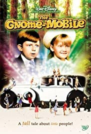 The Gnome-Mobile (1967) Poster - Movie Forum, Cast, Reviews