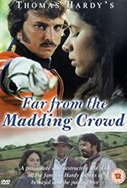Far from the Madding Crowd Poster