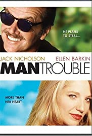 Man Trouble Poster
