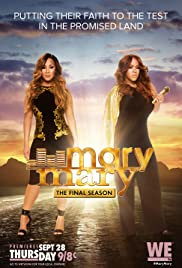 Mary Mary Poster - TV Show Forum, Cast, Reviews