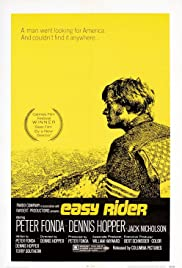 Easy Rider (1969) Poster - Movie Forum, Cast, Reviews
