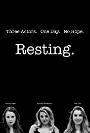 Resting Poster