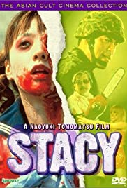 Stacy: Attack of the Schoolgirl Zombies Poster