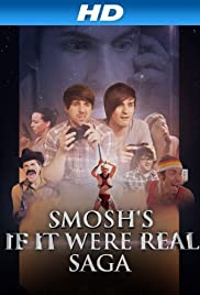 Smosh's If It Were Real Saga Poster