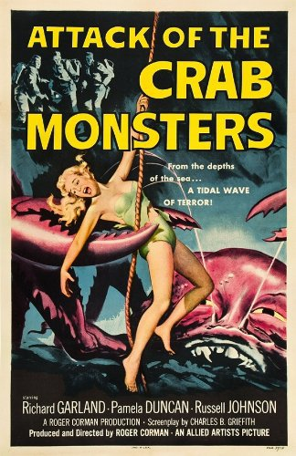 image Attack of the Crab Monsters Watch Full Movie Free Online