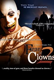 Fear of Clowns 2 Poster