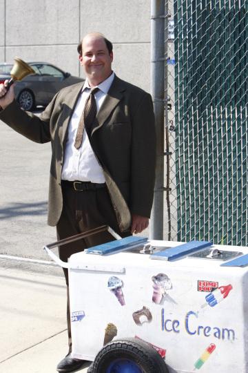 Brian Baumgartner in The Office (2005)