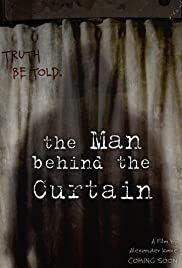 The Man Behind the Curtain Poster