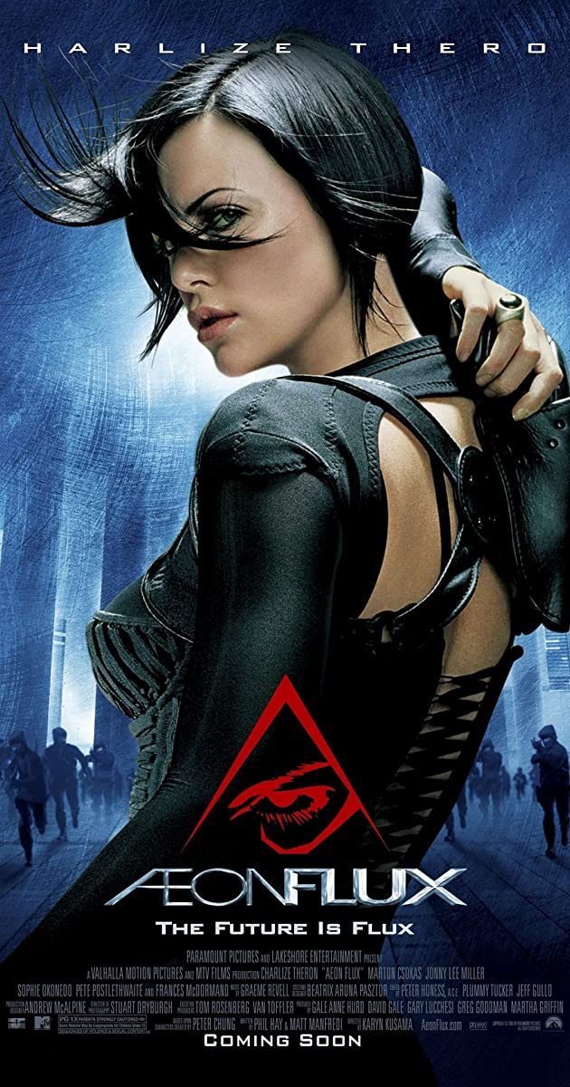 Aeon Flux 2005 BRRip