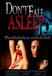 Don't Fall Asleep Poster