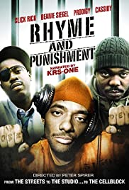 Rhyme and Punishment Poster