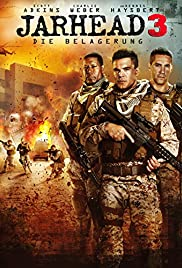 Jarhead 3: The Siege Poster