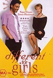Different for Girls Poster