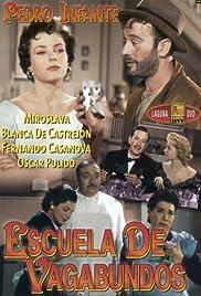 Escuela de vagabundos(1955) Poster - Movie Forum, Cast, Reviews