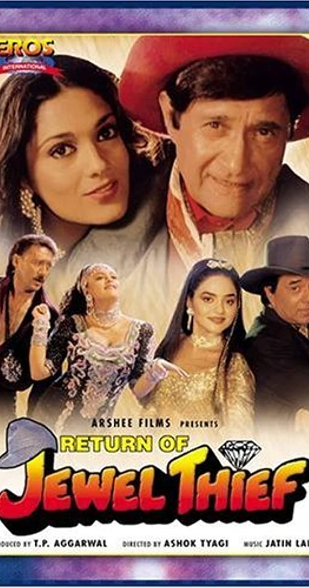 Return of Jewel Thief 1996 IMDb