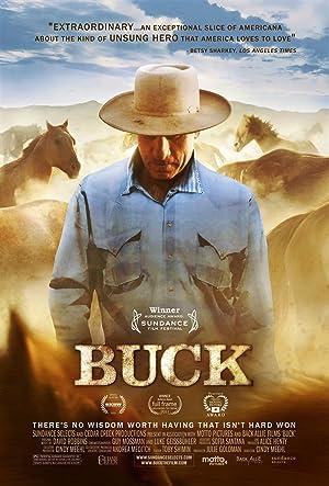 Buck film Poster