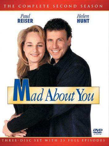 Mad About You Paul Reiser and Helen Hunt