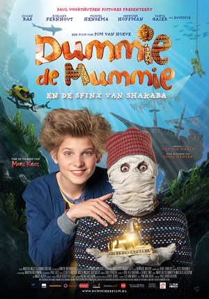 Dummie the Mummy and the Sphinx of Shakaba poster