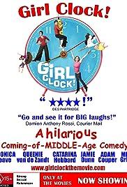 Girl Clock! Poster