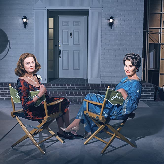 Susan Sarandon and Jessica Lange in Feud (2017)