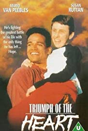 A Triumph of the Heart: The Ricky Bell Story (1991) Poster - Movie Forum, Cast, Reviews