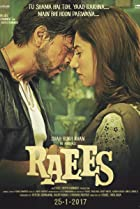 Raees Poster