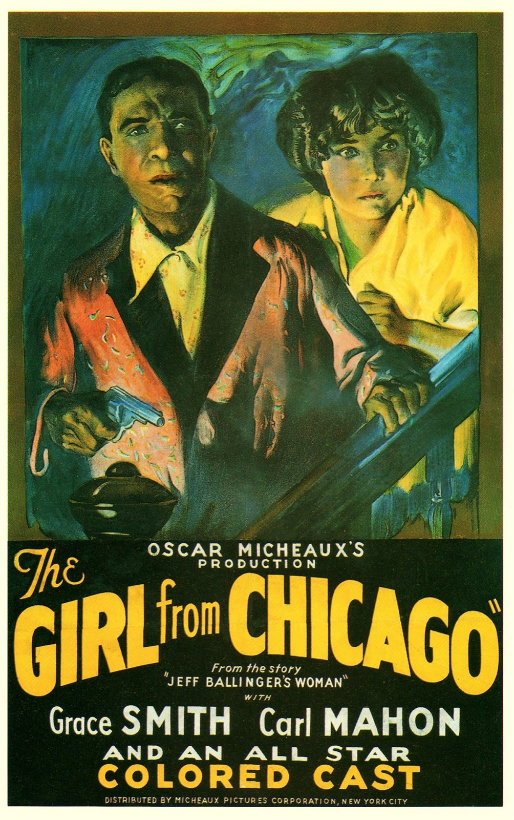 image The Girl from Chicago Watch Full Movie Free Online