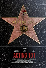 Acting 101 Poster