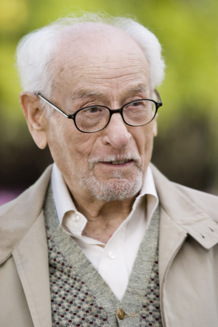 Eli Wallach in The Holiday (2006)