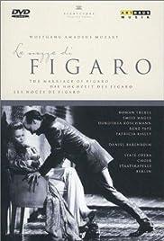 Les noces de Figaro Poster