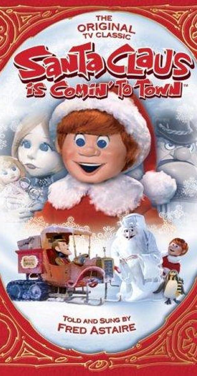 Santa Claus Is Comin' to Town (TV Movie 1970) - IMDb