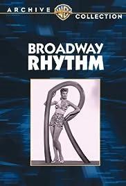 Broadway Rhythm(1944) Poster - Movie Forum, Cast, Reviews