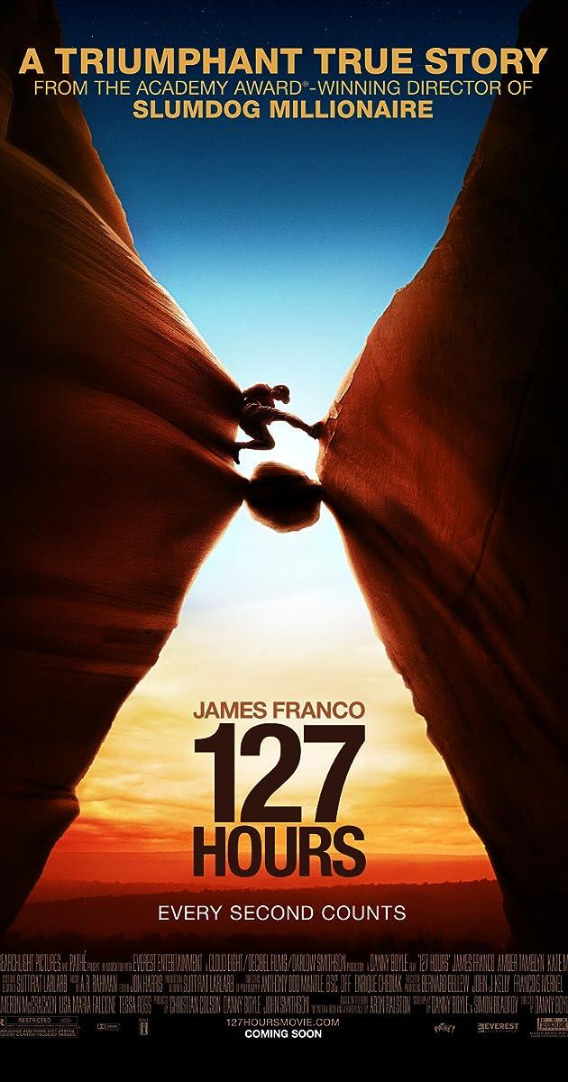 127 valandos / 127 Hours (2010) Online
