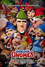 Primary image for Sherlock Gnomes