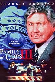 Family of Cops III: Under Suspicion Poster