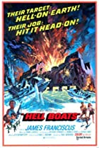 Hell Boats (1970) Poster