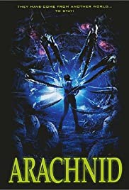 Arachnid (2001) Poster - Movie Forum, Cast, Reviews