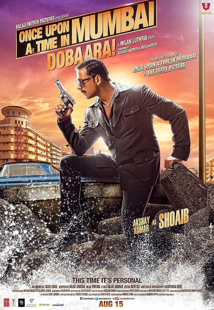 مشاهدة فيلم Once Upon a Time in Mumbai Dobaara! مترجم اون لاين