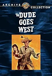 The Dude Goes West Poster