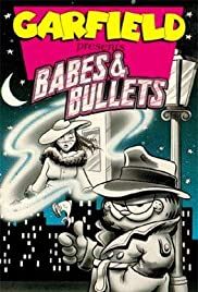 Garfield's Babes and Bullets Poster