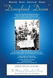 Disneyland Dream(1956) Poster - Movie Forum, Cast, Reviews