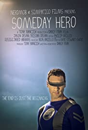 Someday Hero Poster
