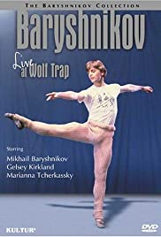 Baryshnikov: Live at Wolf Trap Poster