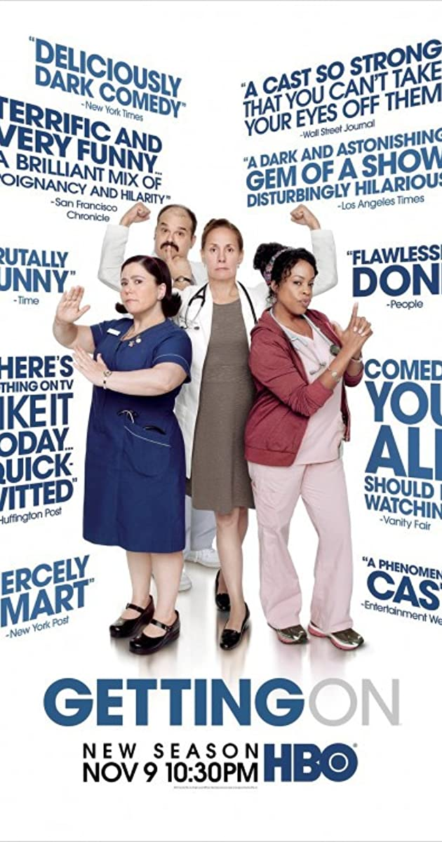 Getting On (TV Series 2013–2015) - IMDb