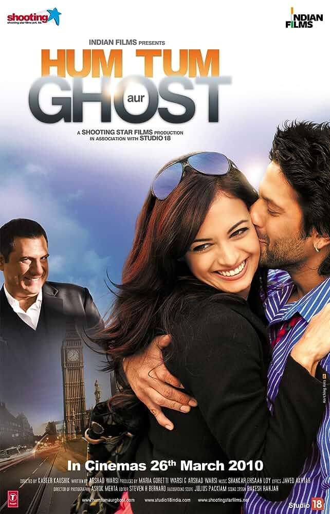 Hum Tum Aur Ghost 2010 Hindi 720p HDRip full movie watch online freee download at movies365.cc